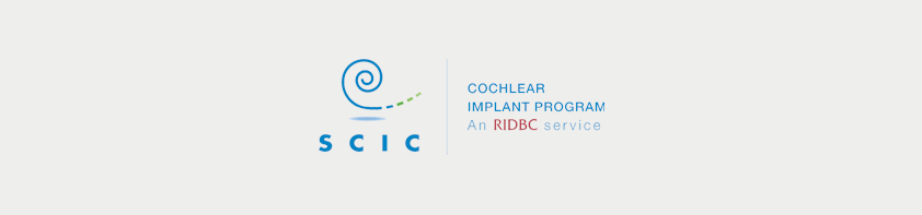 SCIC Cochlear Implant Program an RIDBC service