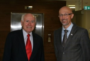 John Howard and David McAlpine