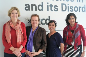 Workshop Speakers: Distinguished Professor Katherine Demuth (Macquarie University), Professor Gillian Wigglesworth (University of Melbourne), Dr Anna Stephen (University of Melbourne), Associate Professor Mridula Sharma (Macquarie University)
