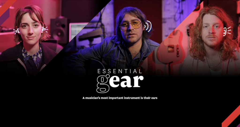 Essential Gear campaign