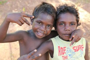 Aboriginal and Torres Strait Islander children