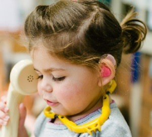 Check your child's hearing
